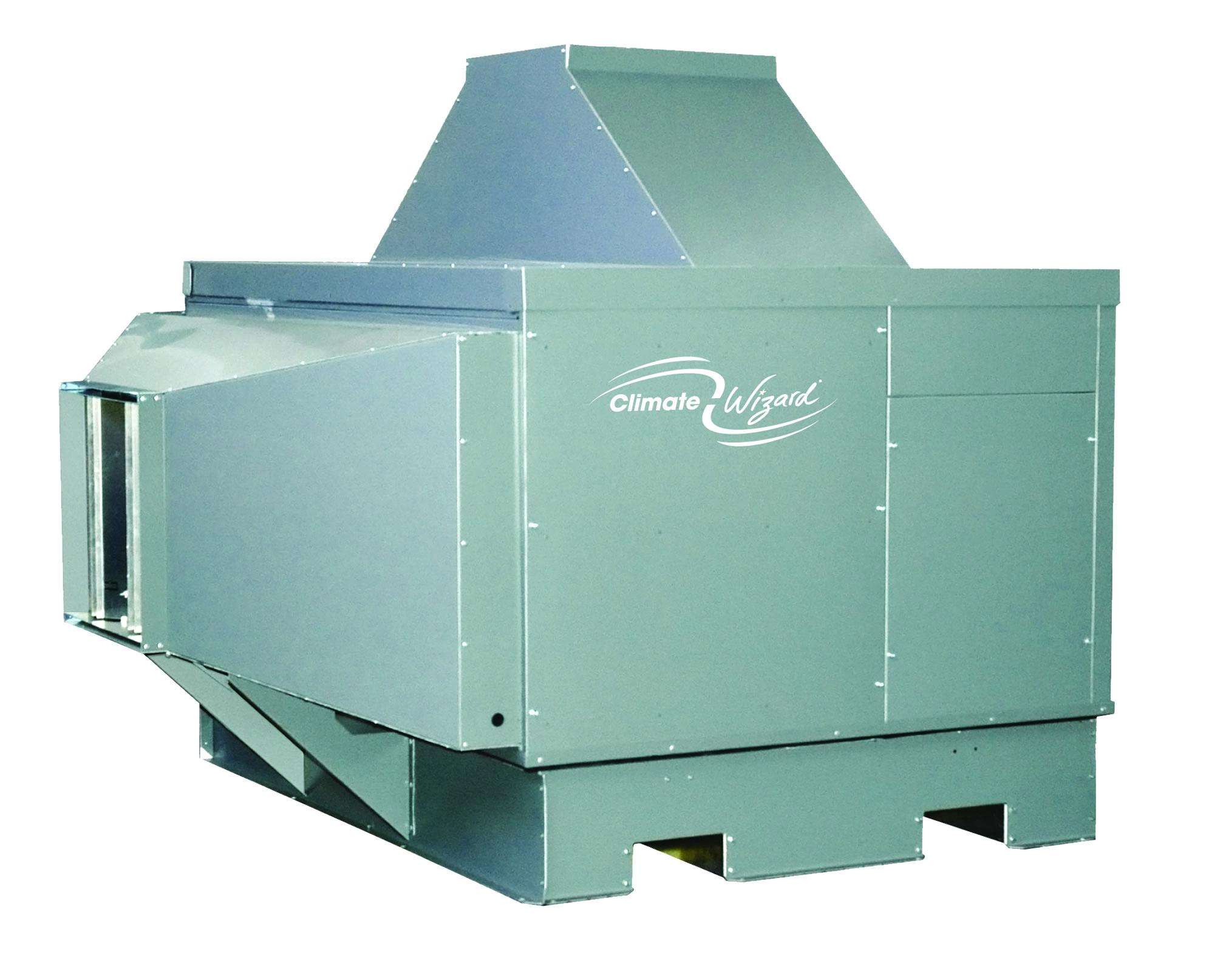 Indirect Evaporative Cooler : Indirect evaporative coolers climate wizard ietco